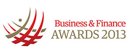 Business & Finance Enterprise of the Year 2013 & 2014 Finalist
