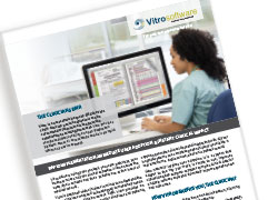 Vitro an overview of the Clinician's Electronic Medical Record