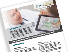 Vitro, how the Clinician's Electronic Medical Record helps you