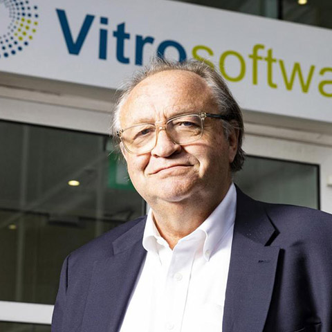 How I made it: David Nash of Vitro says Covid crisis put digitised records app on right track