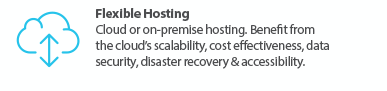 Vitro - Flexible Cloud Hosting or on-premise hosting