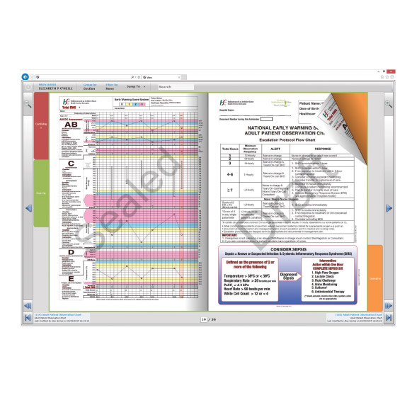 The Vitro Medical Chart - Vitro EMR