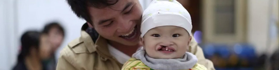 Slainte Healthcare Giving Back - Operation Smile